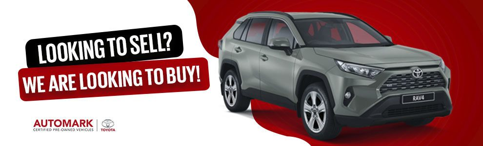 Toyota web sell your car